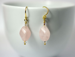 rose quartz earrings (4)